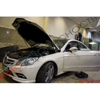 Mercedes-Benz E-Class - StarLine A93
